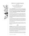 screenshot of Wild Gardener document