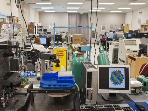 National Bio-Organic Biomedical Mass Spectrometry Facility at Mission Bay