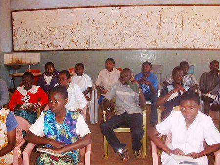 Adolescents, HIV, class