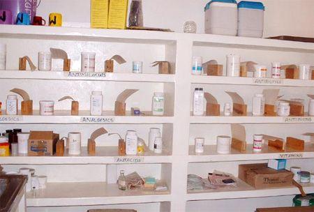 Malawi pharmacy