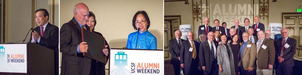 Adler receives Alumnus of the Year Award
