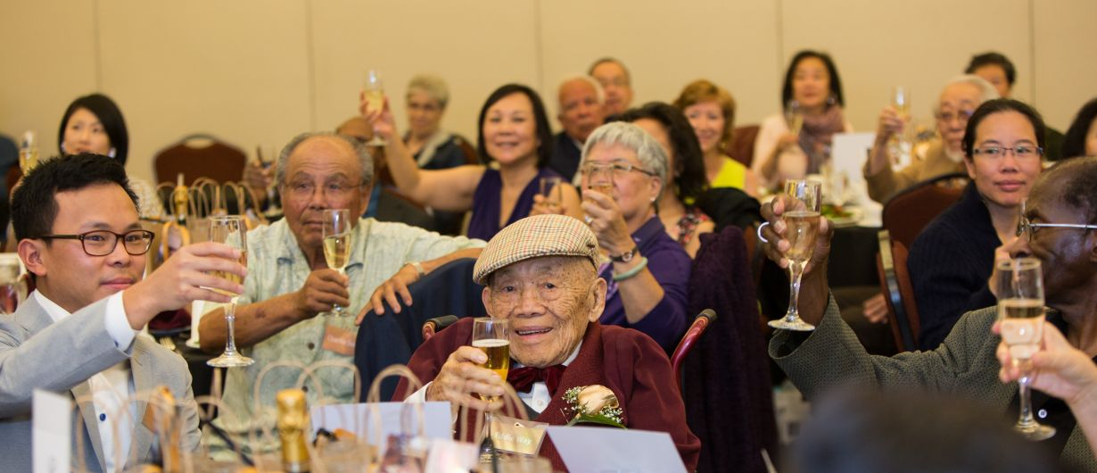 Celebrating Edward (Eddie) Leong Way