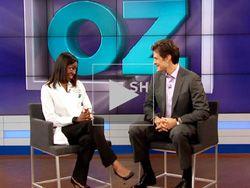 Nkansah on The Dr. Oz Show