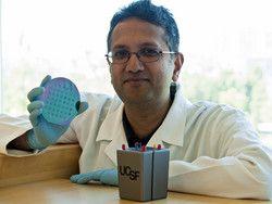 Shuvo Roy, silicon wafer, bioartificial kidney model