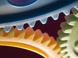 gears working together