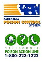 Poison Control Logos