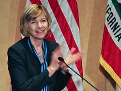 Susan Desmond-Hellman, MD, MPH