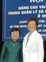 Koda-Kimble and Hoang Kim Huyen