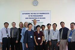 Leaders group photo