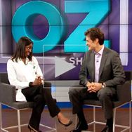 Nkansah on The Dr. Oz Show