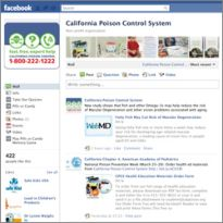 screenshot of the CPCS Facebook page