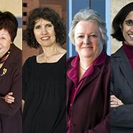 key women in science research and education at UCSF