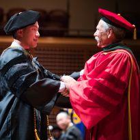 graduate and Guglielmo