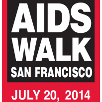 AIDS Walk San Francisco, July 20, 2014
