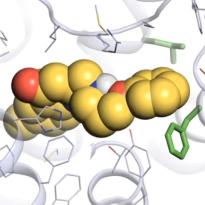 graphic model of molecule
