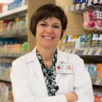 Stebbin in the pharmacy