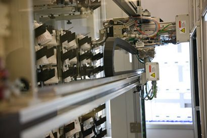robotic pharmacy