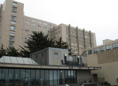 Moffitt Hospital