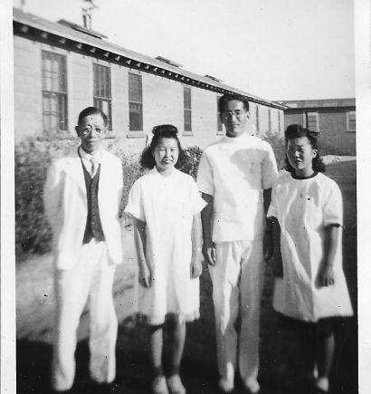 Four internees